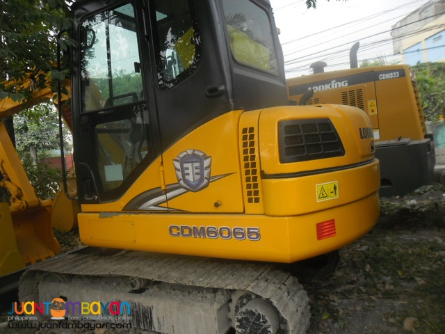 September Sale + CDM6065 Hydraulic Backhoe + Sinotruk
