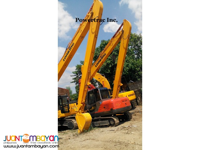 September Sale + CDM6225 Hydraulic Excavator + Sinotruk