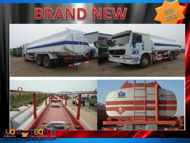 September Sale \ HOWO OIL Truck 10Wheeler \ Sinotruk