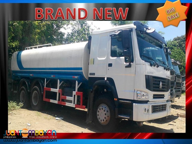 September Sale \ HOWO Water Truck 10Wheeler \ Sinotruk
