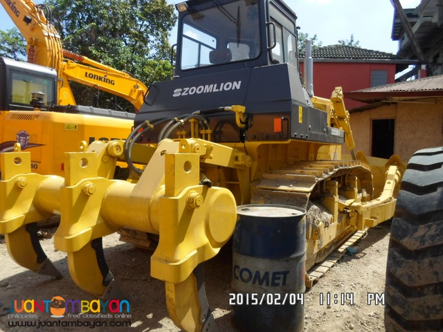 September Sale - ZD220-3 Bulldozer with ripper -  ZOOLION