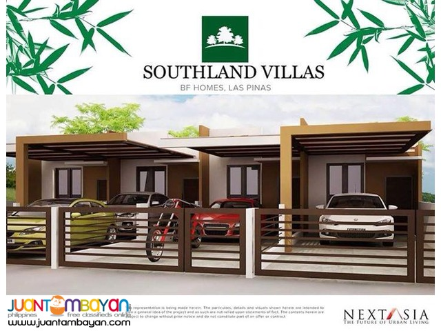Southlandland Villas in BF Homes Las Pinas