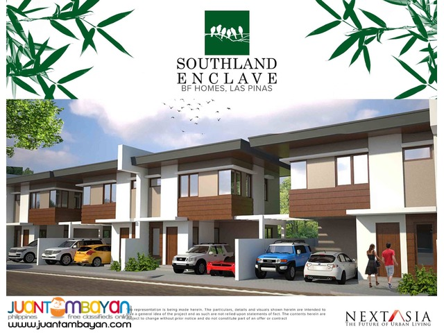 Single Attached House & Lot in BF Homes Las Pinas
