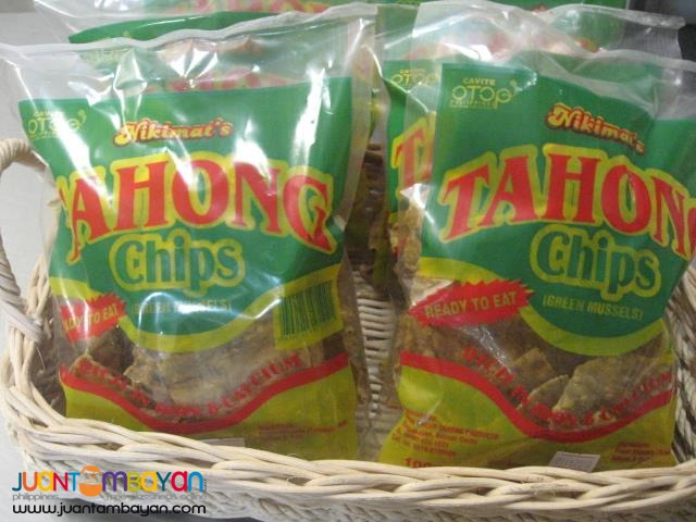 Healthy Snacks,JunkFoods,Pasalubong,Pulutan