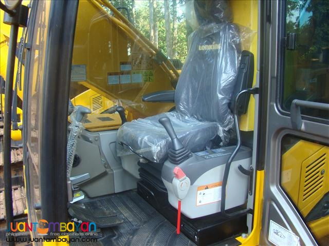 New Lonking CDM6235 Hydraulic Excavator 0.4m3 Capacity Long Arm
