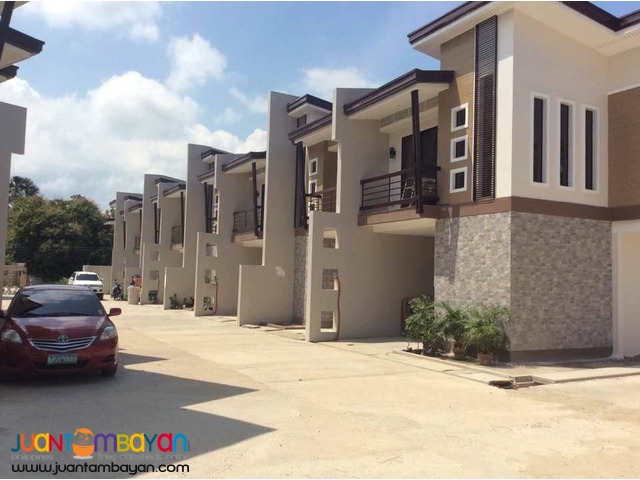 Mabolo 2BR/2CR Townhouse for rent near SYKES