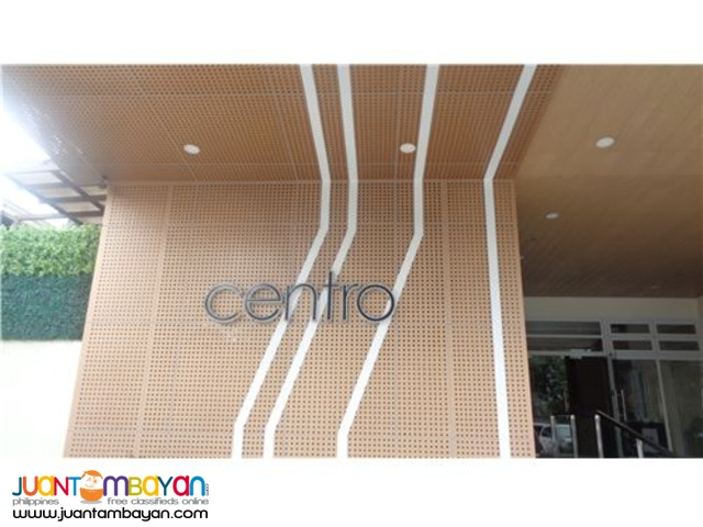 RUSH SALE!!! Centro Residences - Premium 2 bedrooms in Cubao,QC