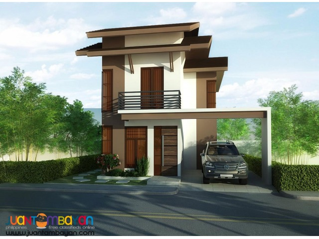 house and lot yati liloan cebu serenis subdivision