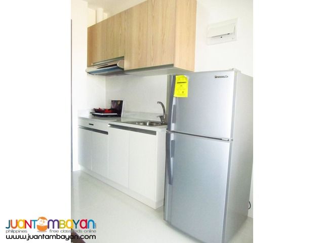 Mabolo Studio Furnished For Rent near SYKES and Chonghua Hospital