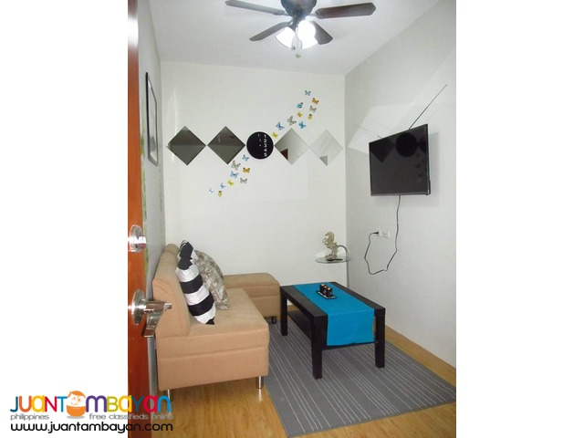 1 Bedroom Furnished Condo For Rent Near JY Square Lahug Cebu City