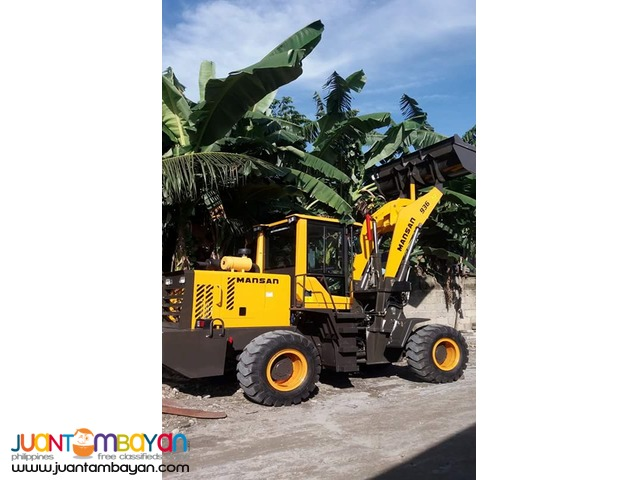 Mansan 936 Wheel Loader (Brand New)