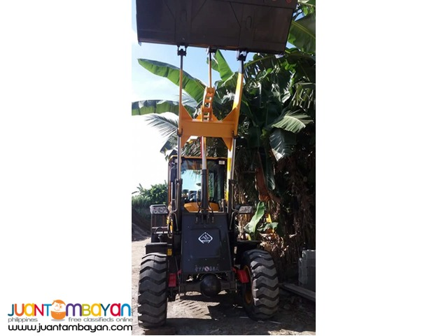 MANSAN 936 WHEEL LOADER
