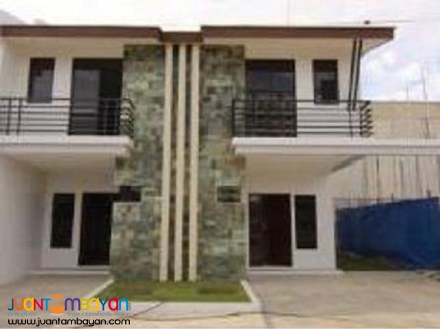northwoods residences house and lot/townhouse near ateneo de cebu