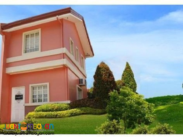 camella talamban cebu city 2br house 5percent DP to move in (RFO)