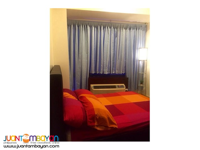 FOR SALE!!! 1BR in Eastwood Park Residential Suites, Quezon City