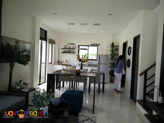 single attached house serenis subdivision liloan cebu