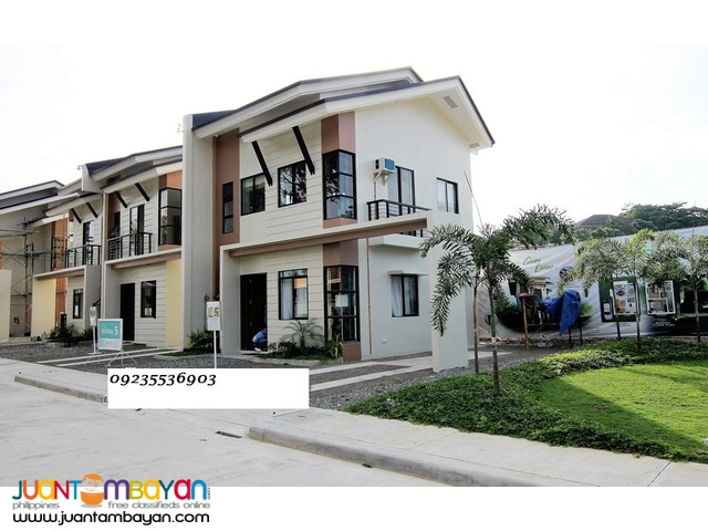 single attached house serenis subdivision liloan cebu