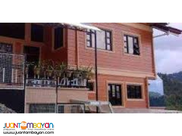 house and lot for sale in baguio city