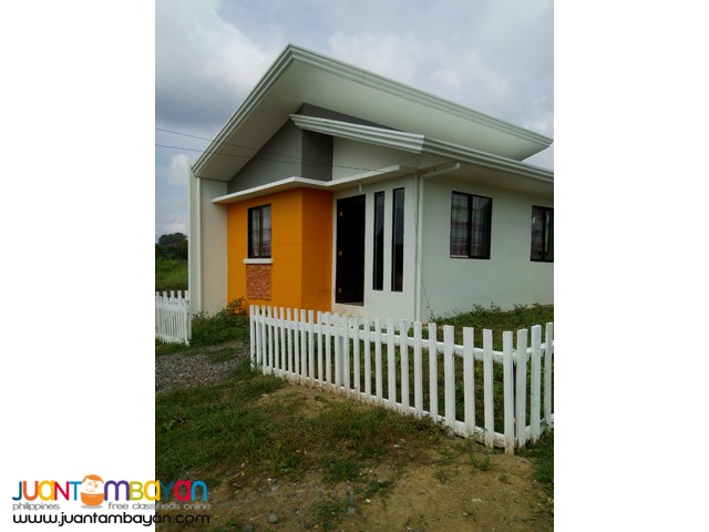 2 bedroom house &lot in panacan davao city