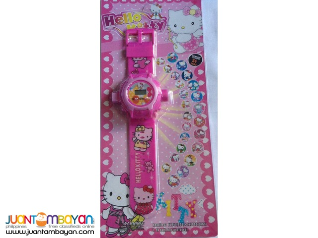 Kids Projector Watch