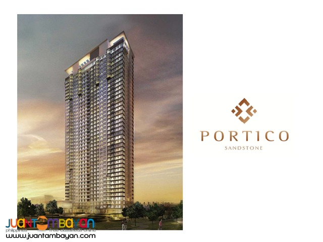 Sandstone by Portico