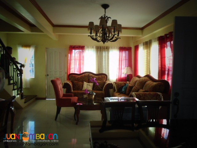 House with 3 Bedrooms for rent Hacienda Salinas Lahug Cebu City
