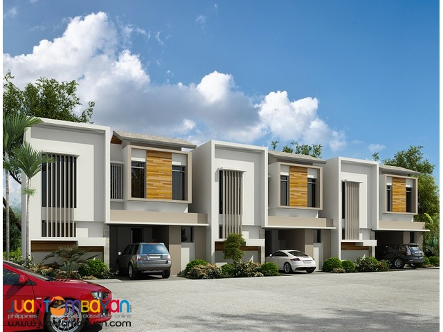 spacious modern Townhouse talamban cebu city botanika