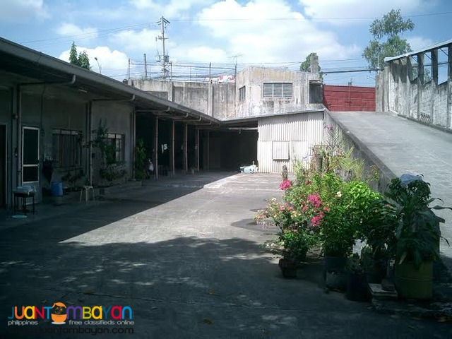 FOR SALE!!! SPACIOUS WAREHOUSE in Tandang Sora, QC