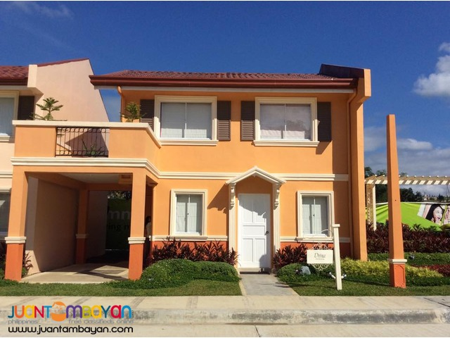 5 downpayment to move in RFO house montserrat pajac mactan
