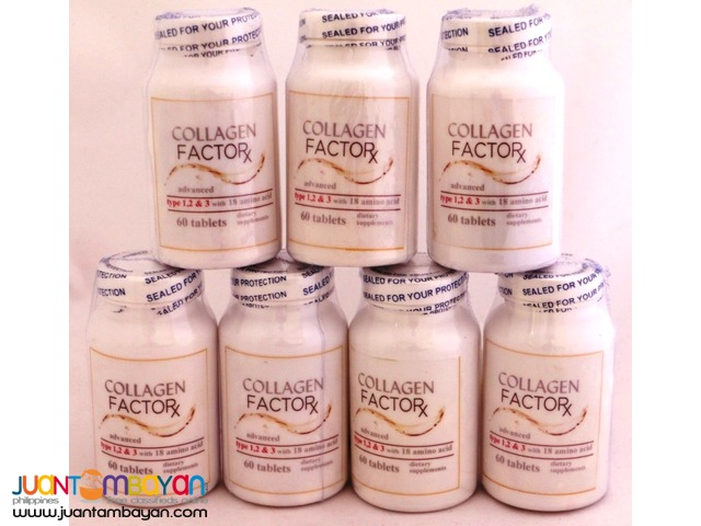 COLLAGEN FACTOR RX