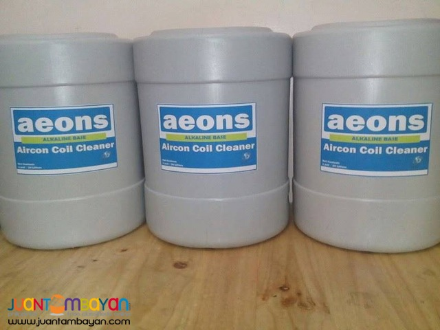 AIRCON COIL CLEANER ALKALINE TYPE