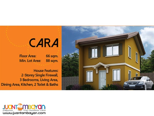 MOST affordable 3br cara singlehouse pit os cebu city riverfront