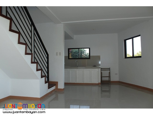 Two storey house and lot for sale