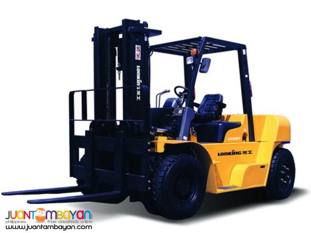LG50DT Diesel Forklift Engine (Rated Capacity(7000kg)