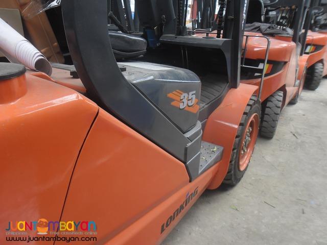 LG35DT Diesel Forklift Engine (Rated Capacity(3500kg)