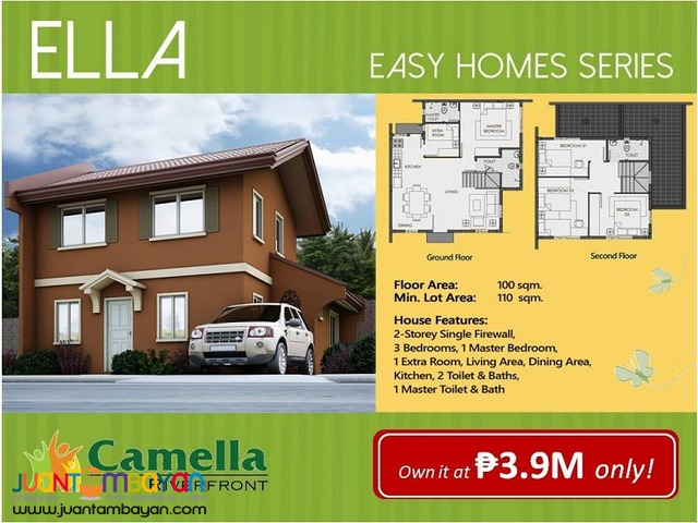 most affordable 5br ella house riverfront pit os cebu city