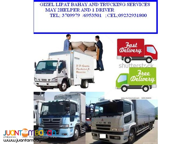 MOVERS LIPAT BAHAY AND PACKERS