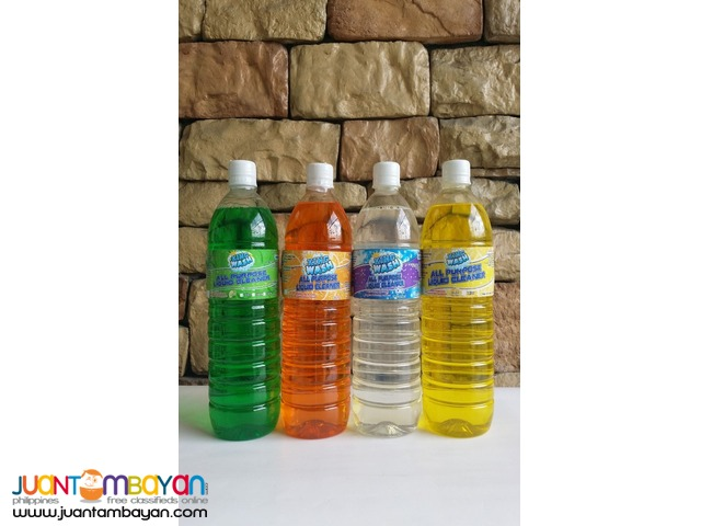 All-Purpose Liquid Cleaner (Kingwash Brand)