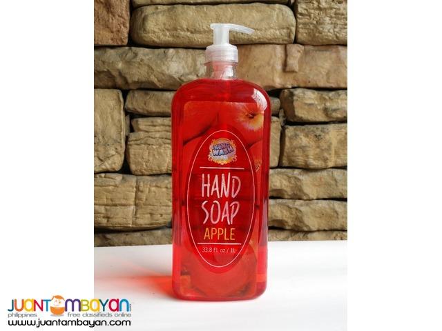 HAND SOAPS (KINGWASH BRAND)