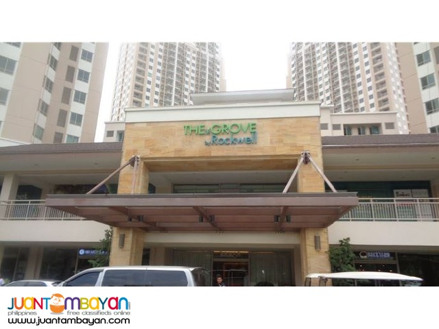 ON SALE!!! WONDERFUL 2BR CONDO UNIT in The Grove by Rockwell, Pasig