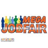 MEGA JOB FAIR 2017 Service crew,Waiter/Waitress,Cashier