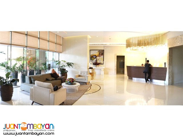 For Rent!!! 2 Bedroom Unit in 8 Forbestown Road, Taguig City