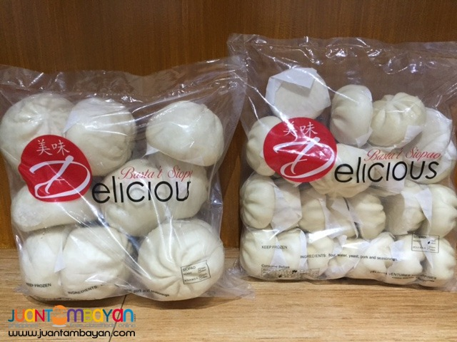 Wholesale Supplier Quality Siopao