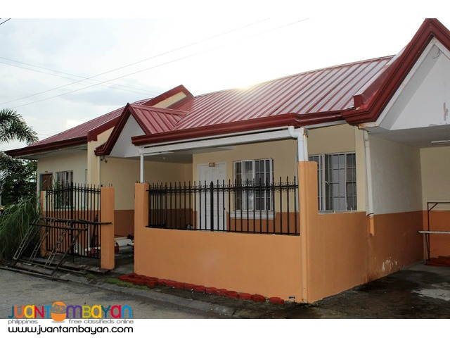 Bungalow house and lot for sale