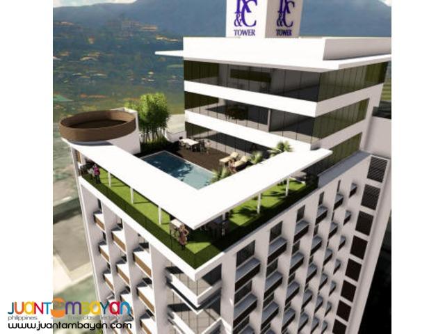 Trillium Residences Cebu city condo very near ayala