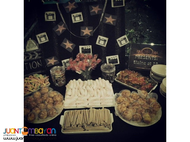 Affordable Wedding/Debut/Reunion/Kiddie Party Package