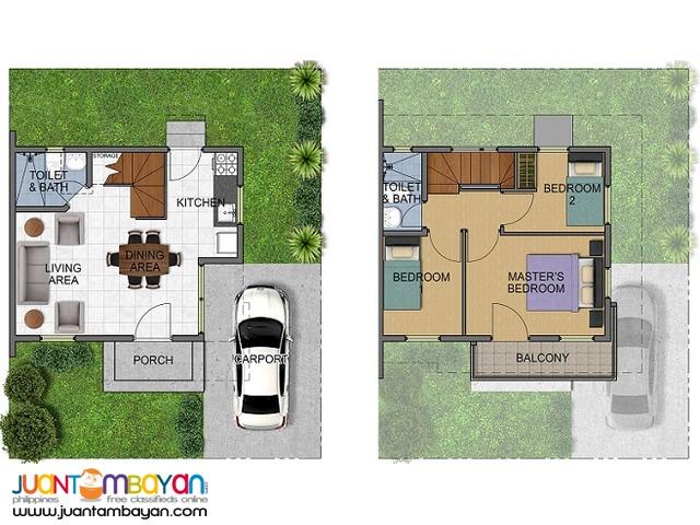 House And Lot (Alexa) @ Antel Grand Village - Gen. Trias, Cavite