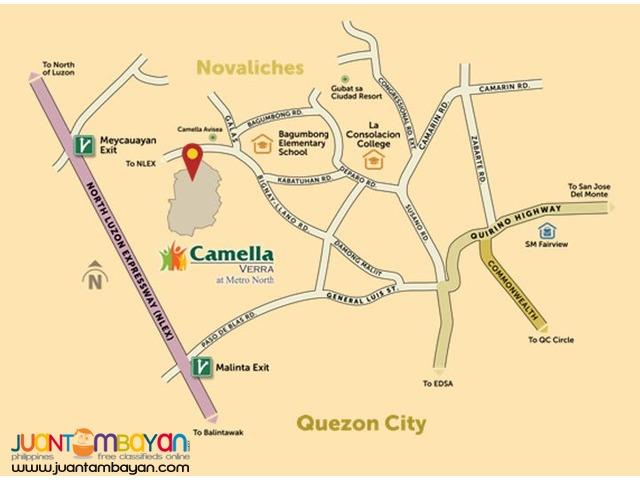 Camella Homes Verra Metro North Valenzuela – Bella