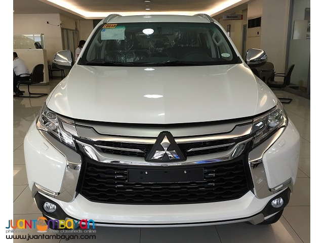 2016 Mitsubishi Montero GT  4wd 8 speed At  223K all in promo