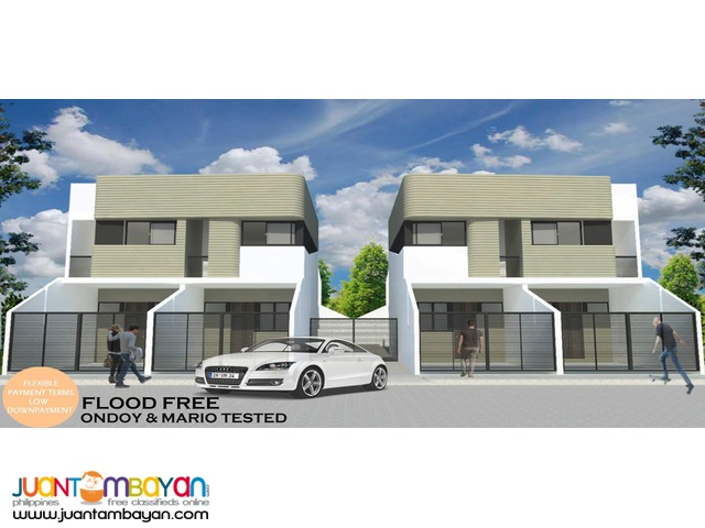 Concepcion Marikina Townhouse / Townhomes